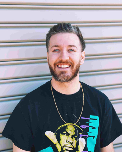 Tanner Rigdon : Youth + Young Adults Director